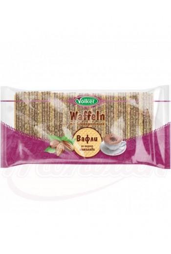 Вафли со вкусом шоколада 220гр