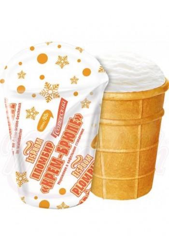 Мороженое пломбир...