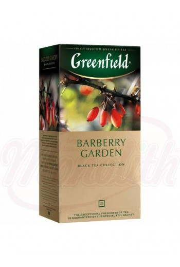 """Гринфилд чай """"Барбарисовый..."""