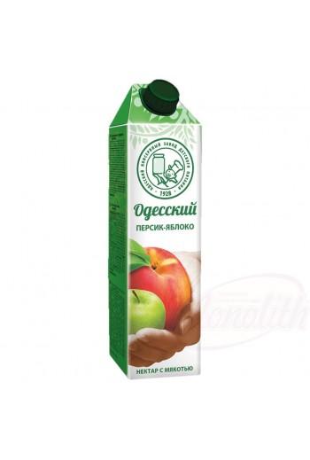 Персиково-яблочный нектар...