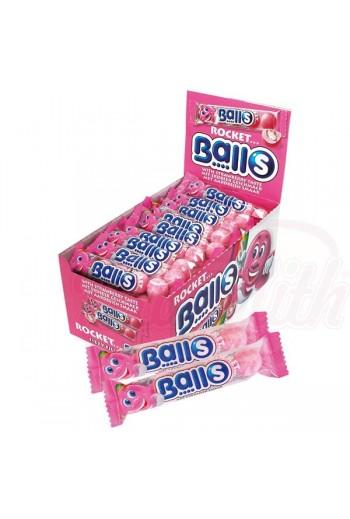 Шипучие шарики со вкусом...