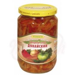 """Овощной салат """"Дунайский"""""""