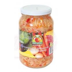 Овощной салат 900мл