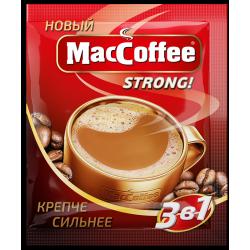 MacCoffee Strong (3 в 1) -...