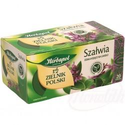 Чай из лекарственных трав...