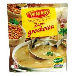 Гороховый кремовый суп с...