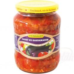 Салат из баклажан с овощами...