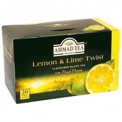 Чай-Ахмад черный с ароматом...